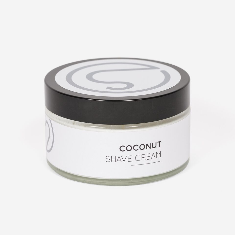 COCONUT SHAVE CREAM